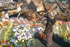 Mesajul lui Klaus Iohannis pentru ucraineni, la un an de la EuroMaidan