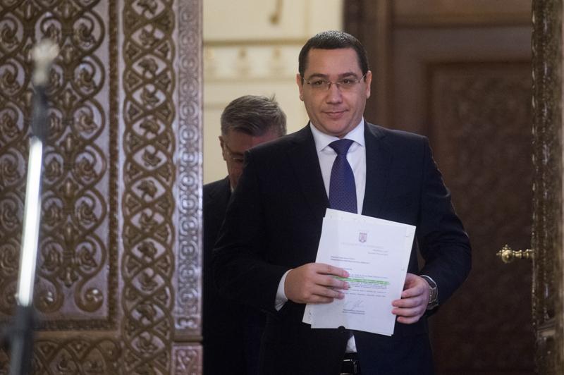 Ponta anunta motivul pentru care PSD il va vota pe Hellvig la sefia SRI