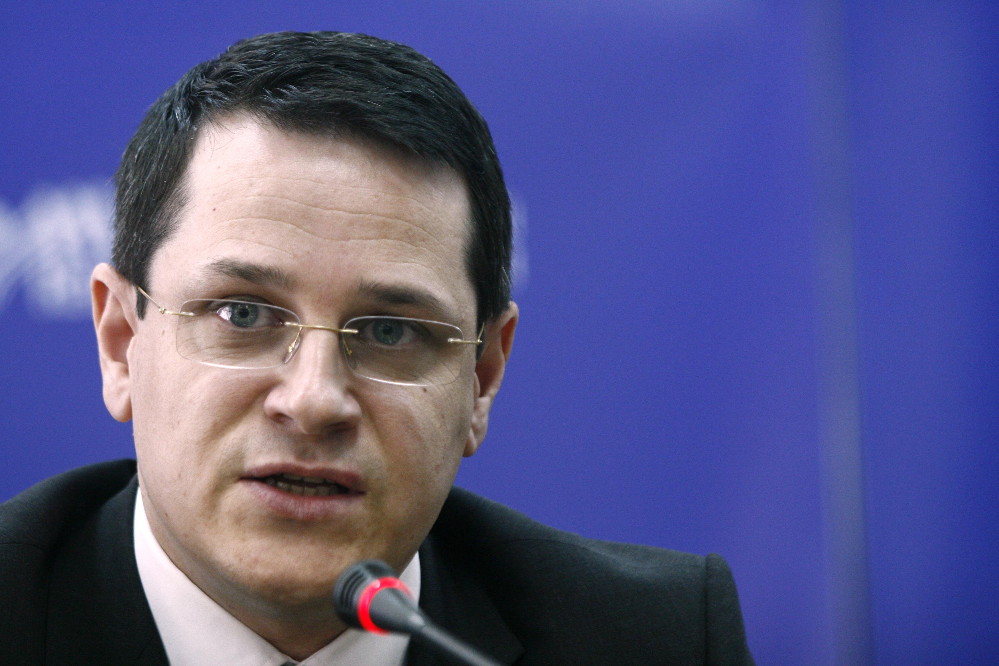 Eduard Hellvig este noul director al SRI