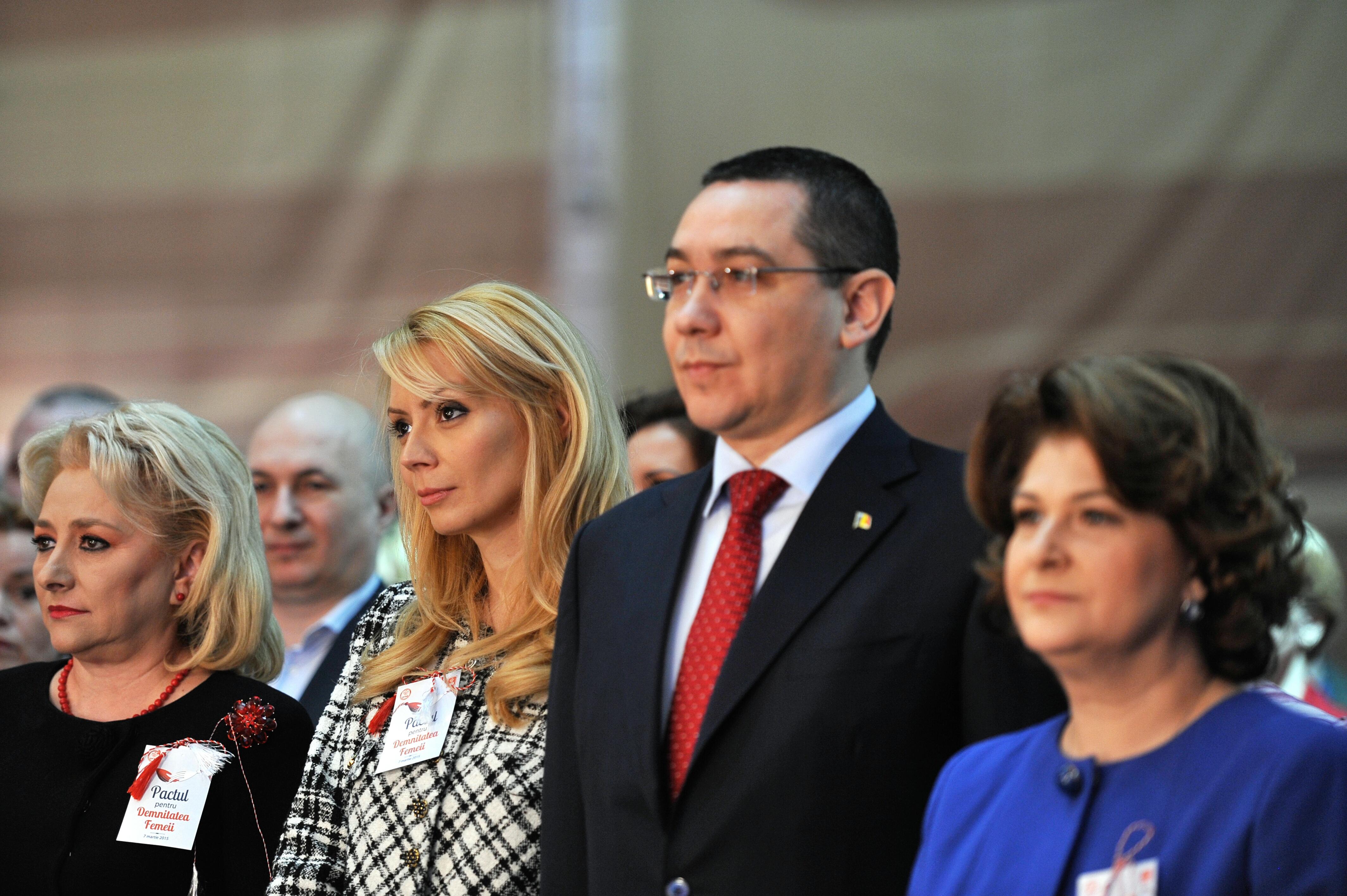 De data asta, Ponta s-a intrecut pe el insusi. Mesajul INCREDIBIL transmis FEMEILOR din politica aflate in puscarie