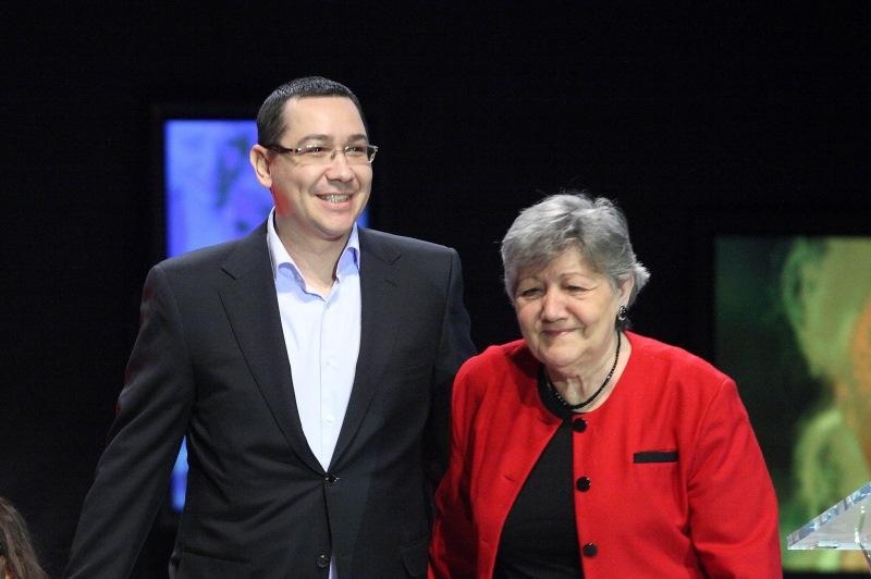 Mama premierului Ponta povesteste ce a facut la DNA.