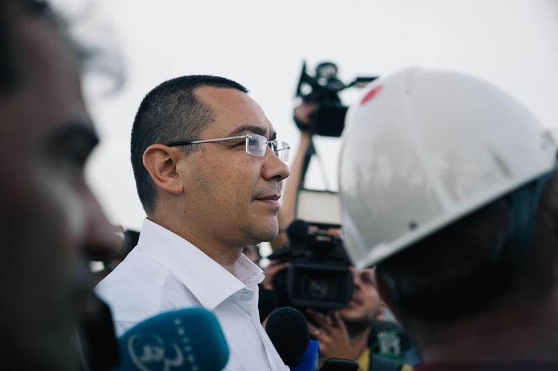 Ponta promite bani pentru organizarea JOT 2020 la Brasov, dar spera sa nu mai fie la guvernare atunci <br />