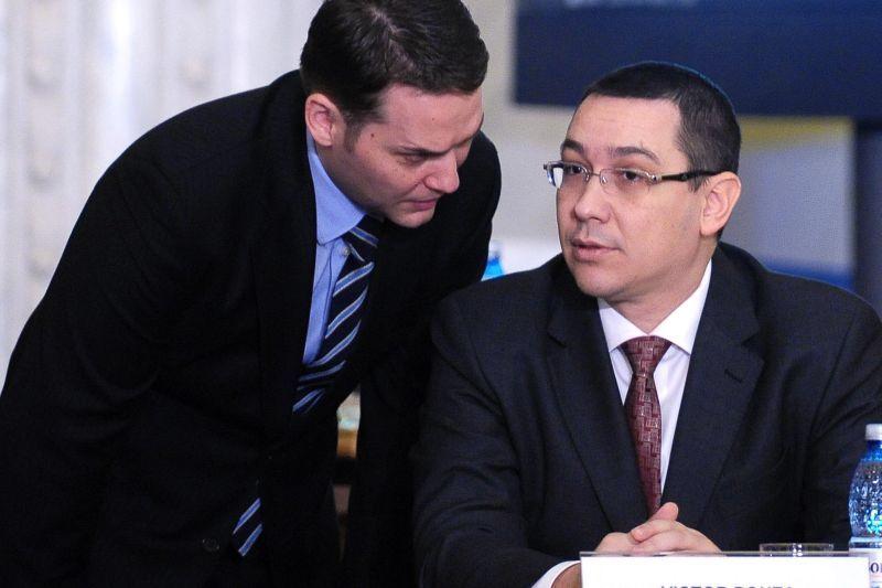 Ponta nu comenteaza cererea DNA de arestare a lui Sova: Dar ce a facut domnul Sova?