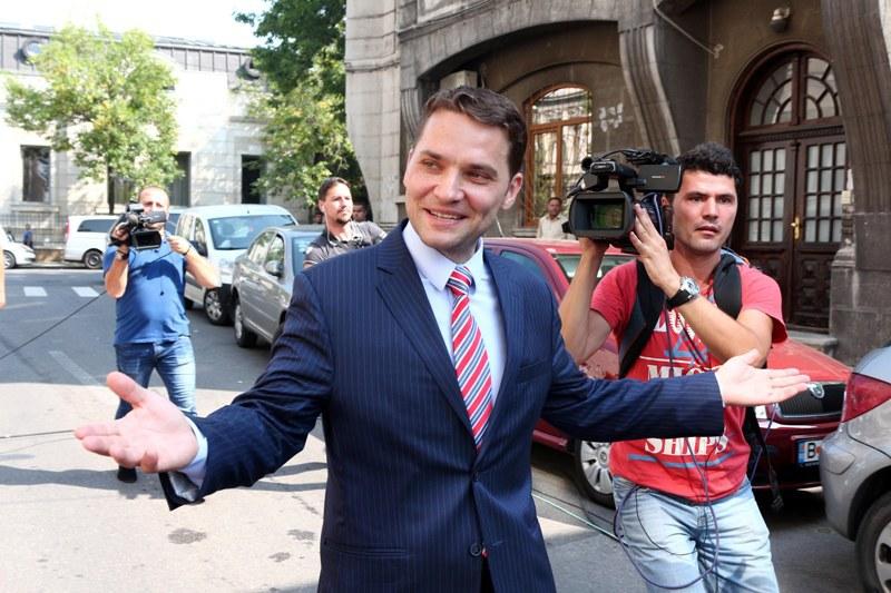 Senatorii juristi au avizat favorabil cererea DNA de arestare a lui Sova