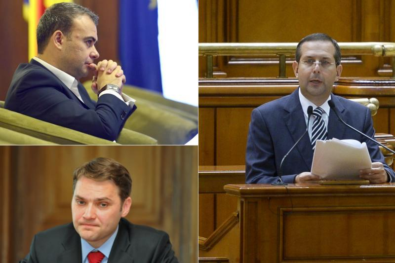 Emotii pentru Sova, Valcov si Nicolescu saptamana viitoare. Parlamentul analizeaza cererile de arestare preventiva facute de DNA pe numele celor trei