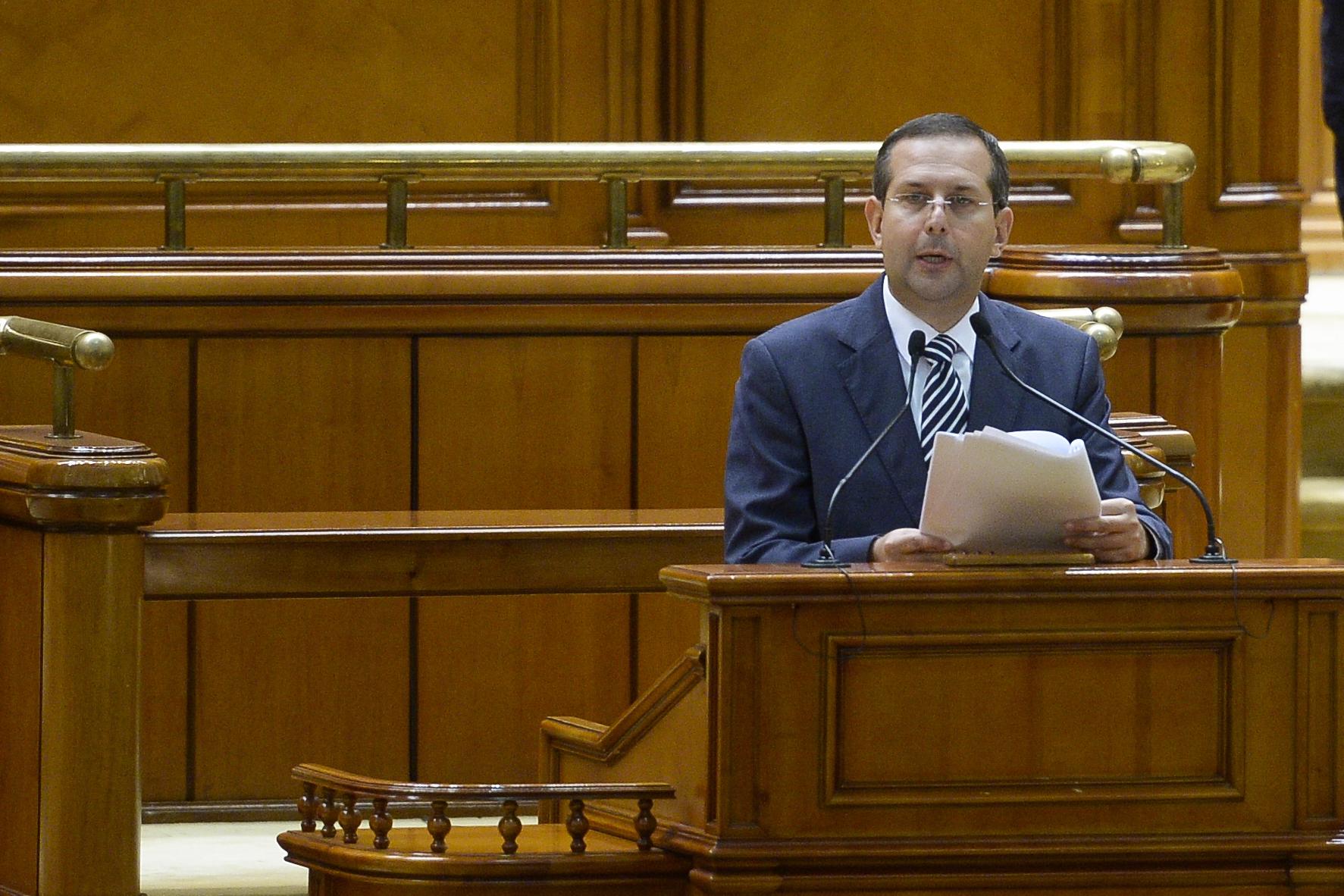 Deputatii juristi au dat aviz favorabil pentru arestarea lui Theodor Nicolescu