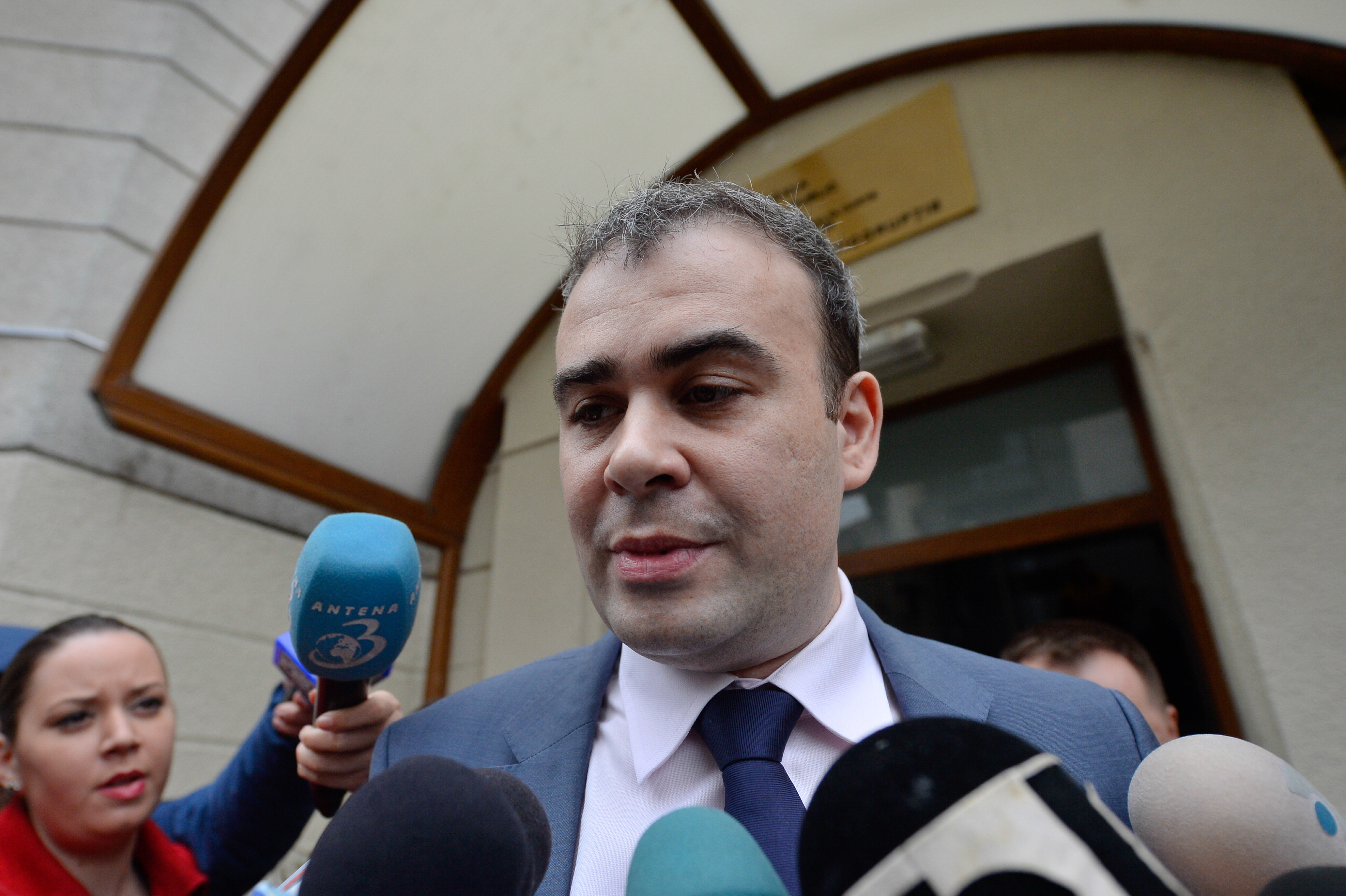 Darius Valcov a fost RETINUT de DNA