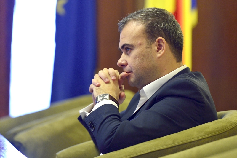 A doua cerere a DNA de arestare a lui Valcov, avizata de senatorii juristi