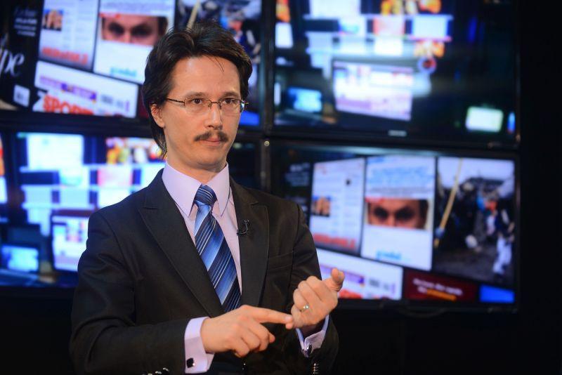 Judecatorul Cristi Danilet, la GANDUL LIVE: Parlamentul blocheaza inadins anumite dosare sa ajunga in fata judecatorului