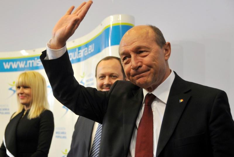Traian Basescu: ,,Ati vazut spectacolul hidos al retinerilor si arestarilor televizate din Romania macar intr-o singura alta tara din UE?