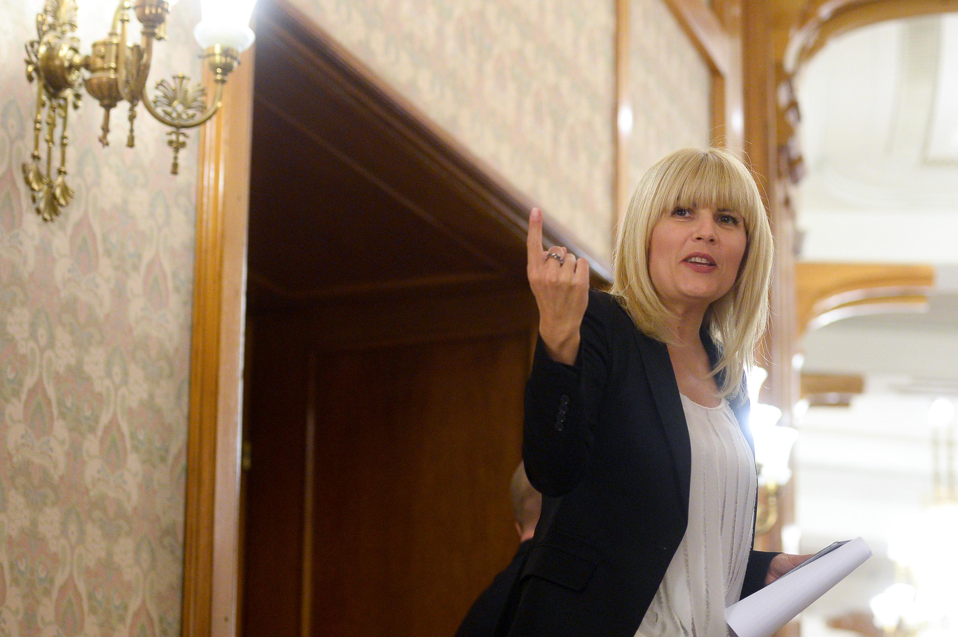 Din arest, Elena Udrea are un mesaj pentru SRI. ,,A fost o eroare uriasa