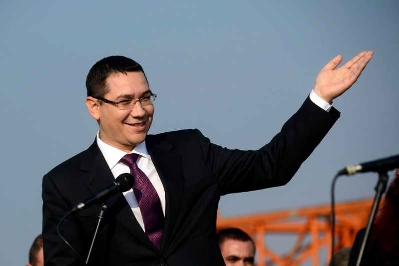 Victor Ponta: ,,Ne jertfim