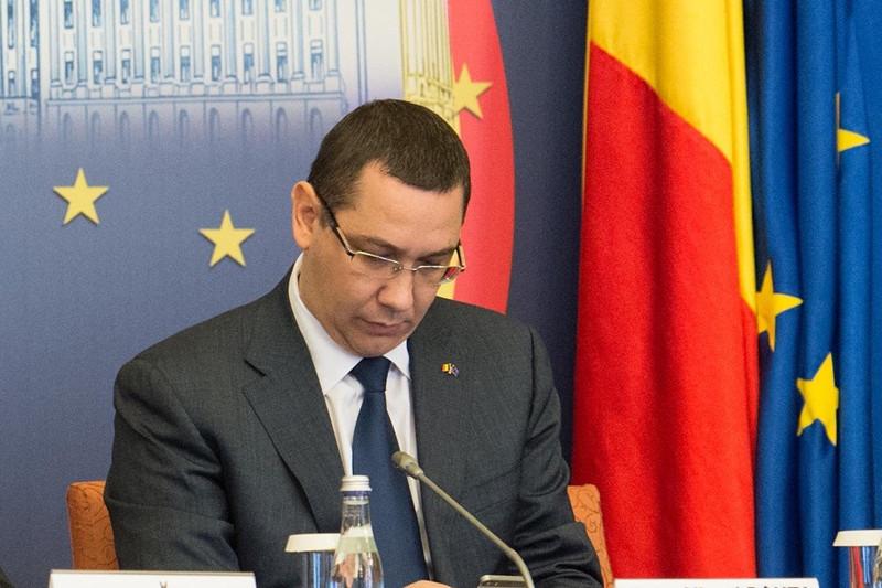Ponta propune o întâlnire rapidă a liderilor tuturor partidelor parlamentare, pentru Constituţie
