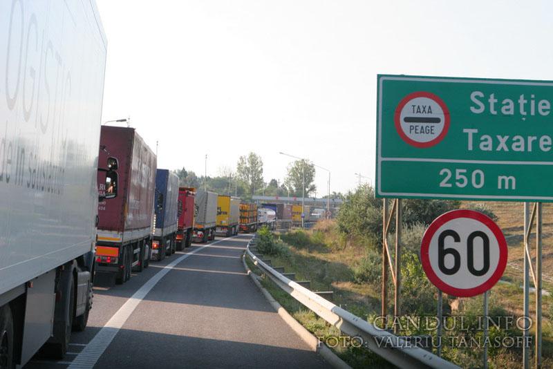 Ponta cere ca sistemul de taxa pe autostrada Bucuresti-Constanta