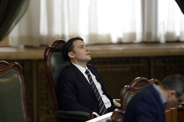 Senatul a redactat hotararea in cazul lui Dan Sova. PNL: A fost o procedura eronata, facem contestatie la CCR