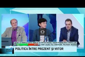 """Un copil de zece ani îi dă lecţii de politică unui senator PSD. """"Domnul Ponta spune că am avut creştere economică, dar noi trăim prost. Din păcate, va rămâne premier până în 2016"""""""