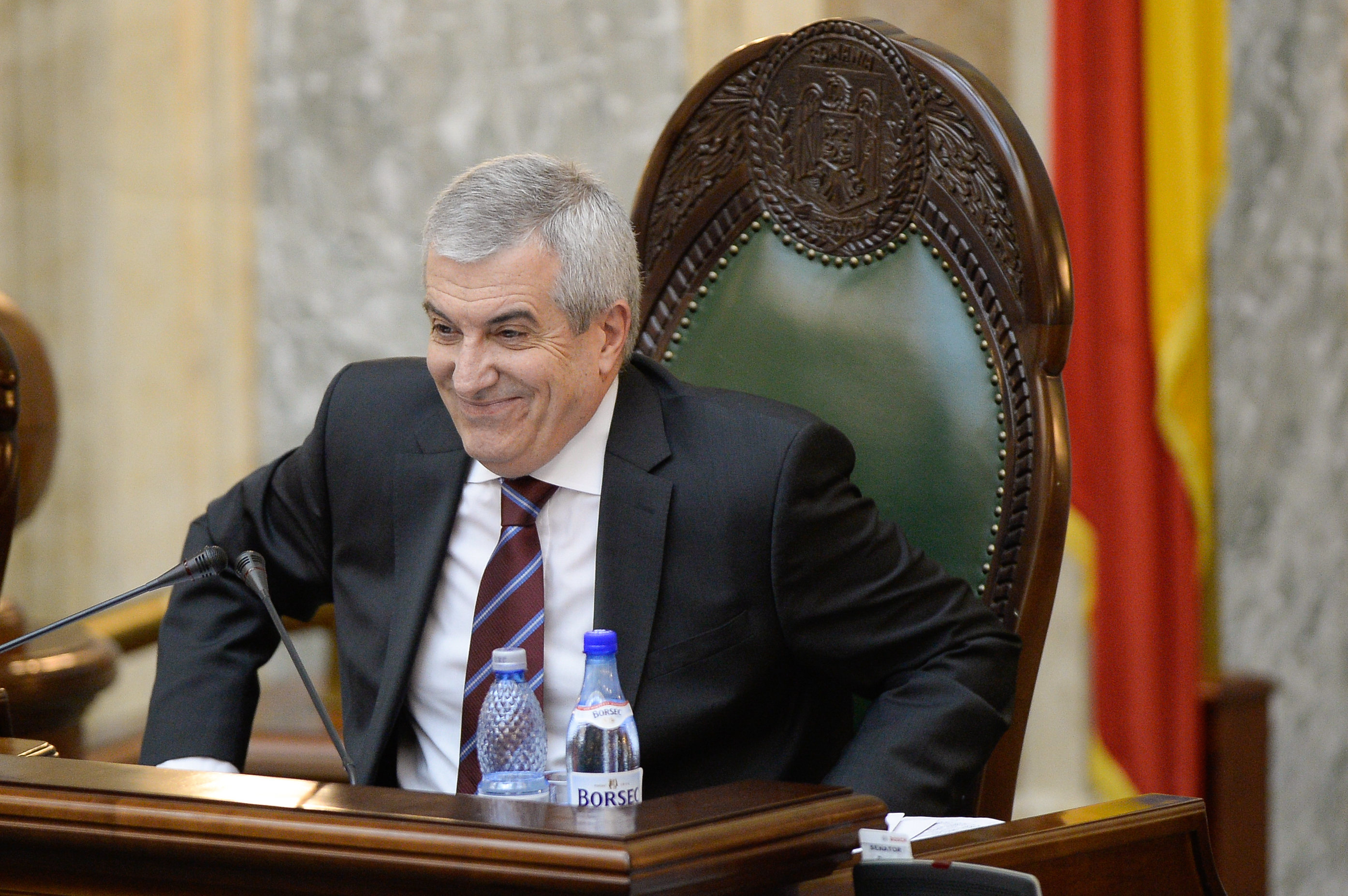 Tariceanu invita CSM la o intalnire informala. Jurnalistii, acces doar la inceputul dezbaterii
