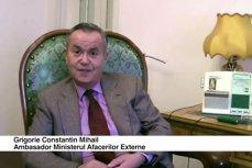 Anchetă la MAE, după ce fostul ambasador al României în Rusia, viitor ambasador în Cehia, a apărut într-o reclamă. EXPLICAŢIA diplomatului şi reacţia Ministerului