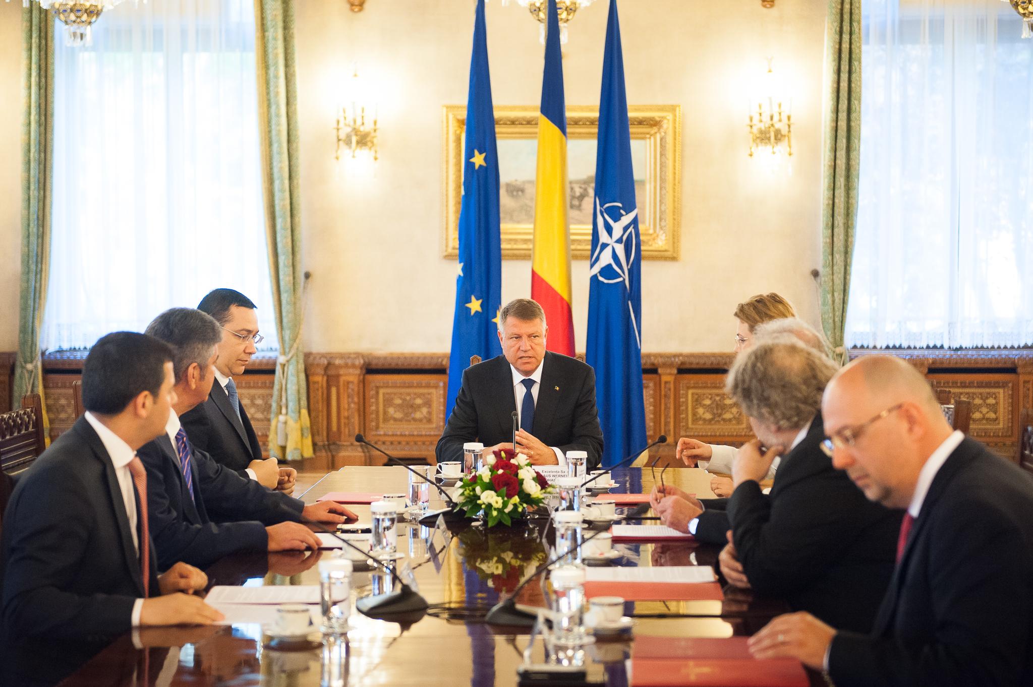 Blitzkrieg fara precedent in Romania: Iohannis si Ponta DAU PRIMA MARE LOVITURA politica, efectele sunt extrem de importante!
