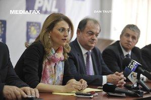 Anunţul Alinei Gorghiu despre guvernul din umbră al PNL