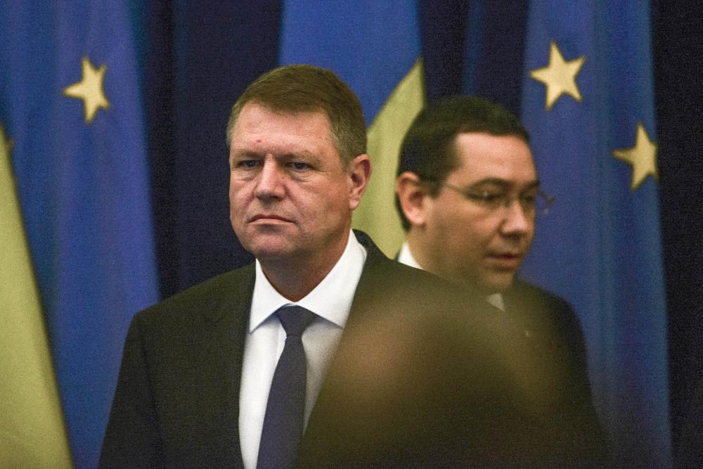 Iohannis, dupa ce Ponta s-a declarat dezamagit de coabitarea cu el: Am obligatia sa am grija ca in Romania CORUPTIA sa fie pe cat se poate de mult eradicata