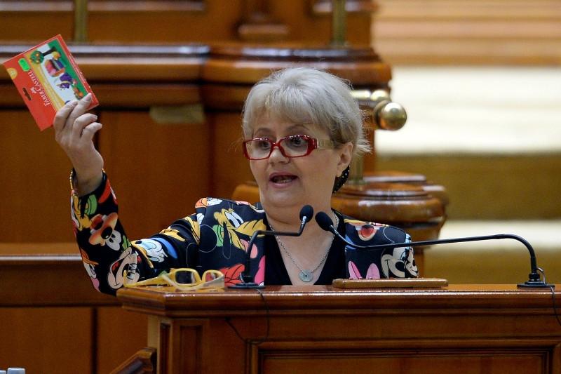 Senatoarea PC Cristiana Anghel: ,,Parlamentul are o cota scazuta de credibilitate din cauza presei