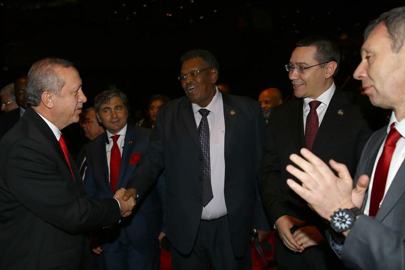 Ponta recunoaste ca s-a operat in Turcia .