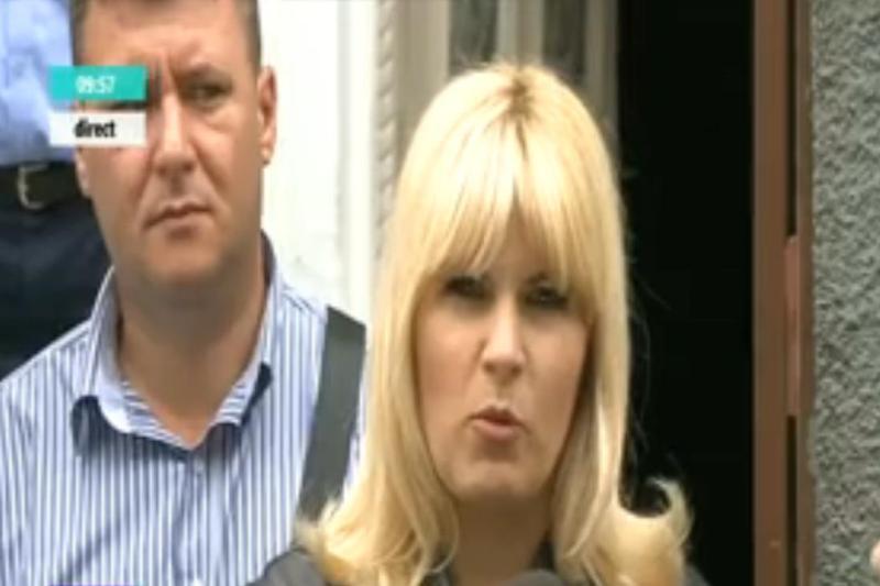 Elena Udrea, in fata Sectiei 2 Politie:
