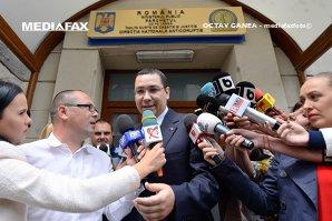 S-A TERMINAT! Victor Ponta, LA PĂMÂNT. Vestea pe care a primit-o premierul în această dimineaţă de la şeful procurorilor din România
