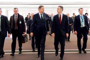 """Secretarul general NATO: """"România este un exemplu pentru ceilalţi aliaţi"""""""