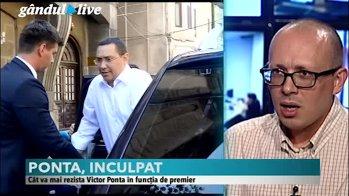"""""""Marele noroc al lui Victor Ponta e că Dragnea e condamnat penal"""""""