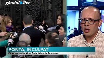 """""""Victor Ponta a greşit faţă de partid. În faţa partidului nu e vinovat pentru că e corupt, ci pentru că nu s-a consultat cu PSD"""""""