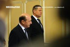 Băsescu, atac la Iohannis: