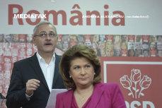 LIVIU DRAGNEA, NOUL PREŞEDINTE AL PSD. Ponta, susţinătorul Rovanei Plumb, învins în partid cu 65 la 18
