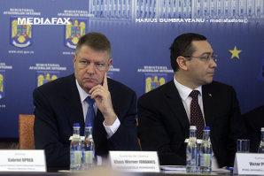 Dragnea se implică în disputa dintre Ponta şi Iohannis: greşesc amândoi certându-se. Am cerut studiu de impact pe Codul fiscal