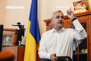 Senatorii PSD, reuniune în prezenţa lui Dragnea. Cine ar putea fi noul lider al grupului
