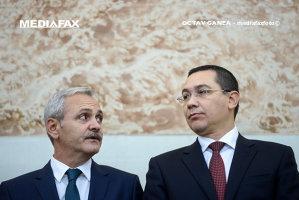 """Dragnea le face programul miniştrilor lui Ponta: """"Încă nu au spart televizoarele"""""""