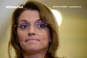 Alina Gorghiu: Cine ar fi crezut că vom avea ca preşedinte un român de etnie germană şi o femeie la PNL?