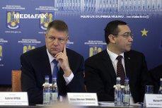 """Iohannis îi cere, din nou, demisia lui Ponta. """"Este soluţia cea mai simplă. Imaginea României are foarte mult de suferit"""""""