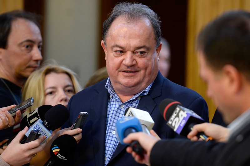 Vasile Blaga, audiat ca martor la DNA in dosarul Elenei Udrea