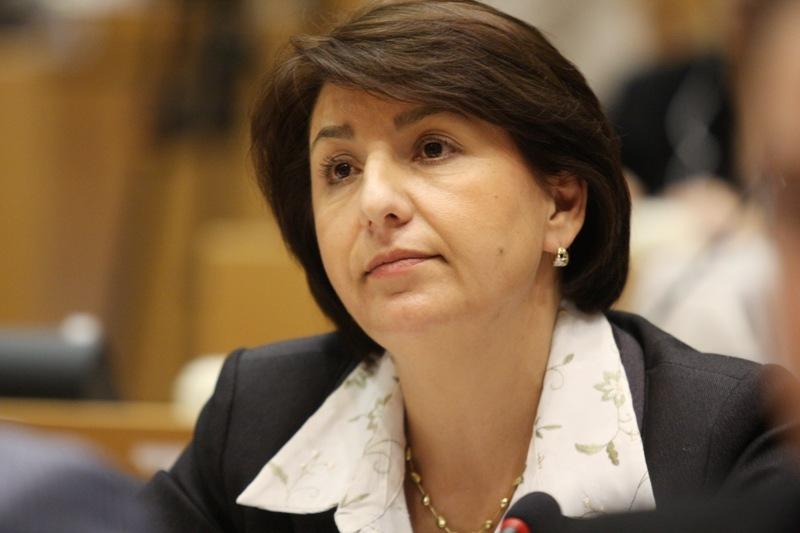 Sulfina Barbu, audiata ca martor la DNA, in dosarul Elenei Udrea
