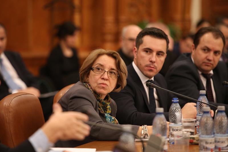 Cristina Guseth, dupa ce a fost avizata favorabil pentru functia de ministru al Justitiei: A fost o audiere