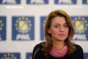 Reacţia Alinei Gorghiu cu privire la acuzaţiile de plagiat în cazul ministrului Petre Tobă