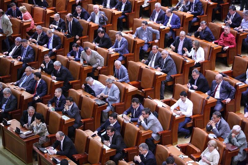 Situatie incredibila in Parlament. Ce a facut un deputat PSD dupa o luna si jumatate dupa ce si-a dat demisia