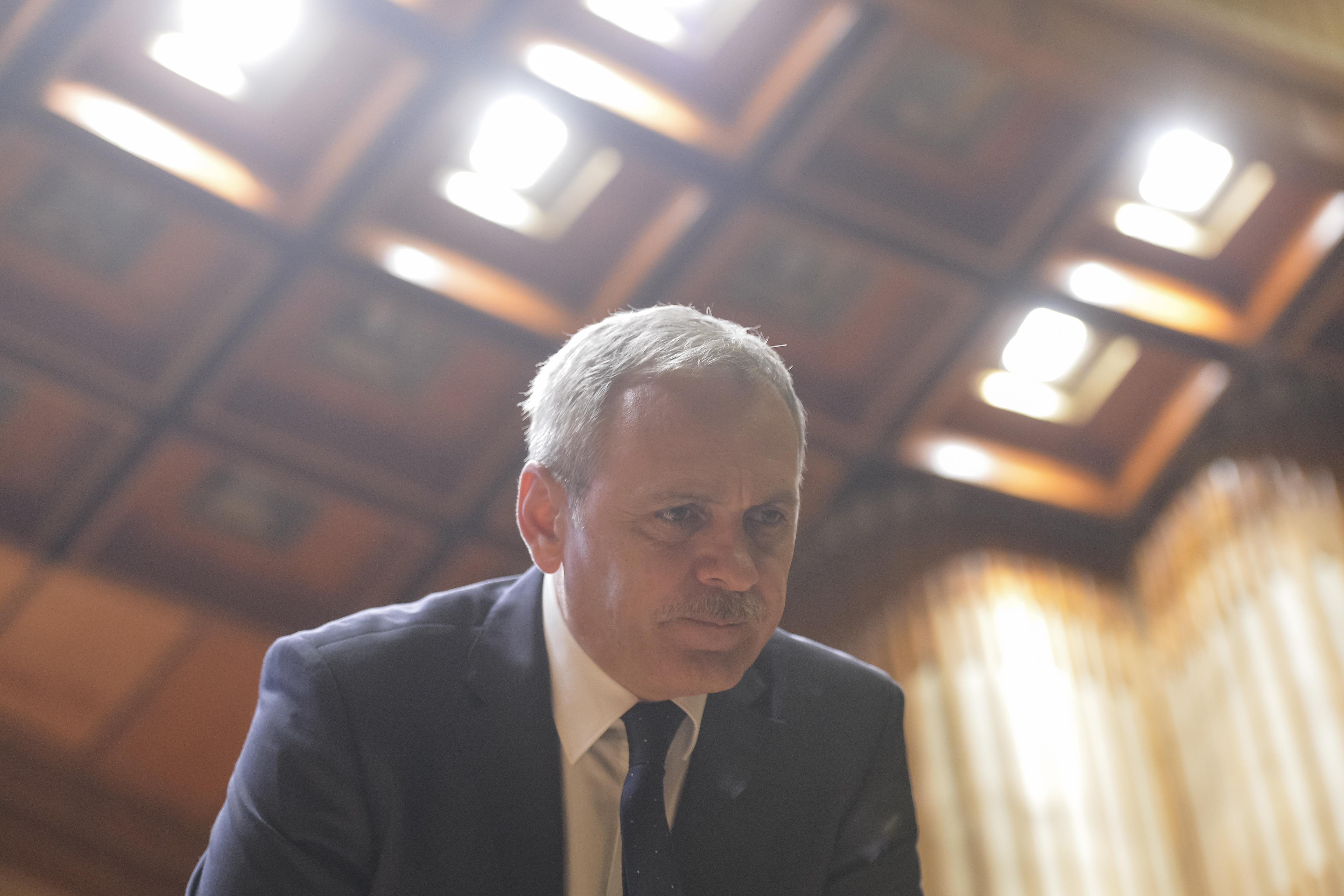 Dragnea, despre candidatura lui Orban la PMB: Nu ca ne bucura, dar ne avantajeaza