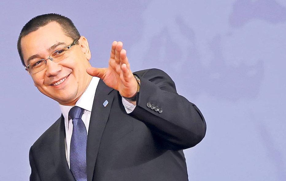 Ponta ironizează PNL şi candidatul Orban: ''Eu zic să facă alegerile din 10 tururi''