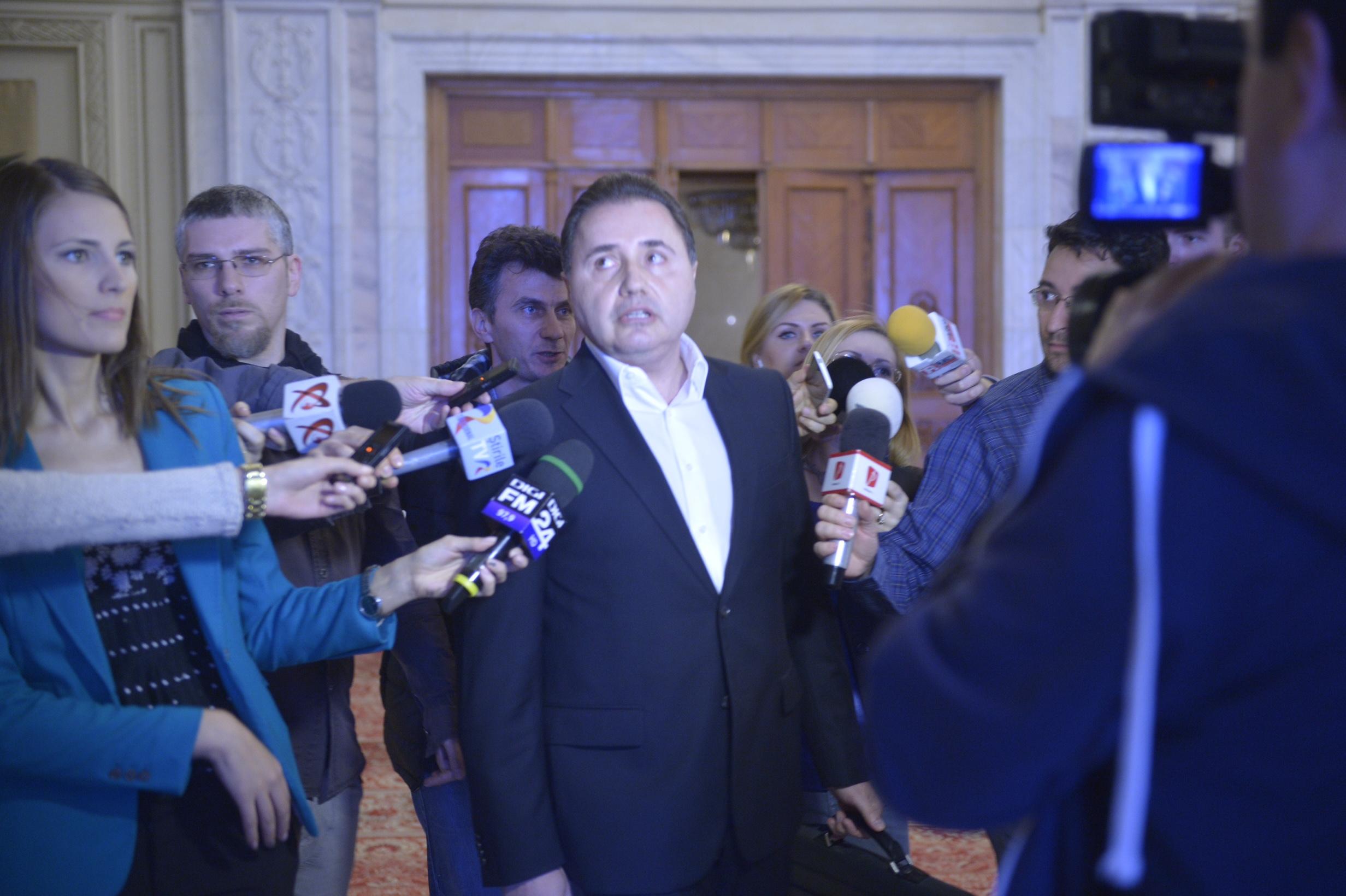 Comisia juridica a Camerei Deputatilor a avizat arestarea  lui Cristian Rizea