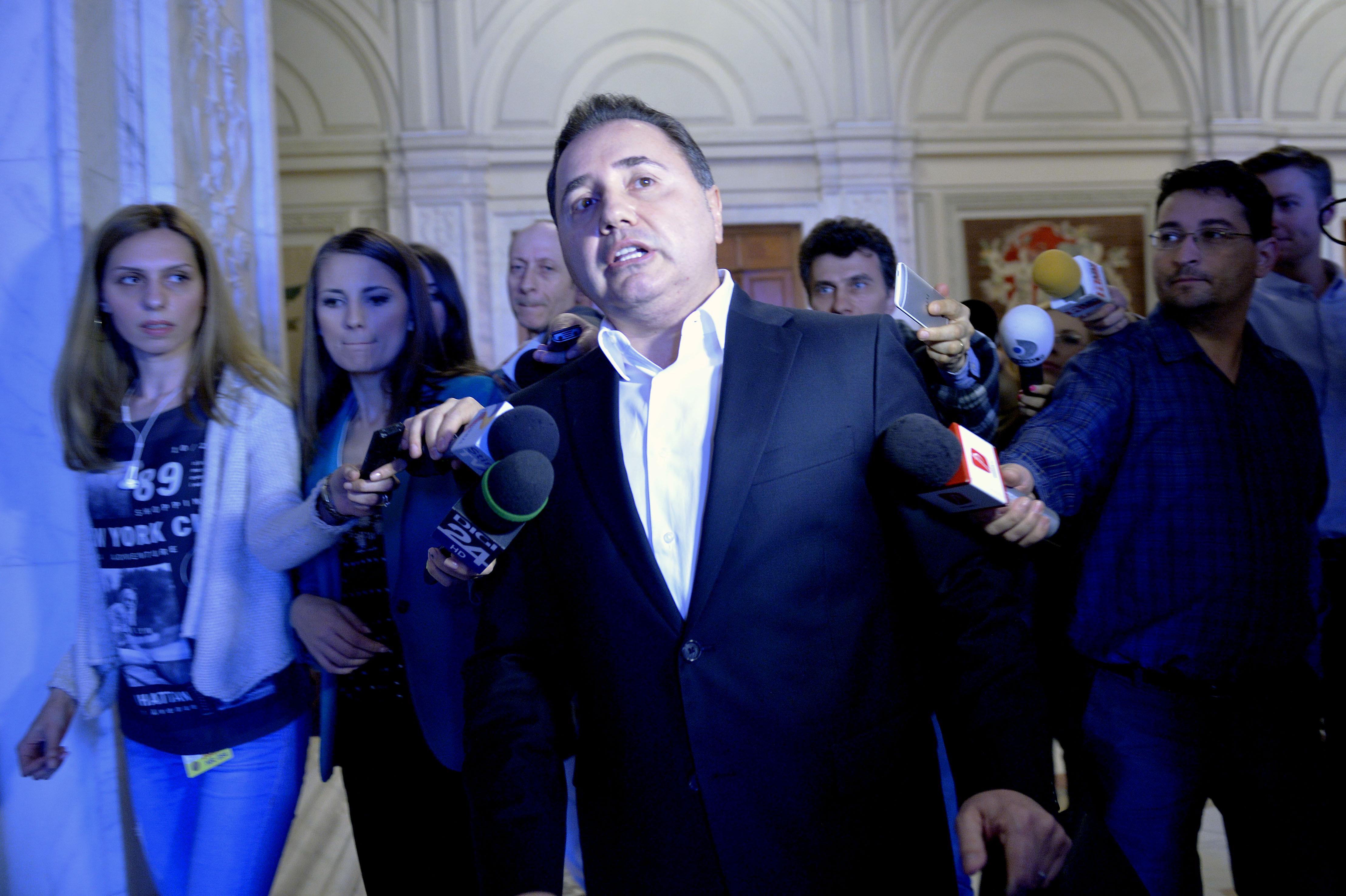 Deputatii decid miercuri daca Cristian Rizea poate fi retinut si arestat