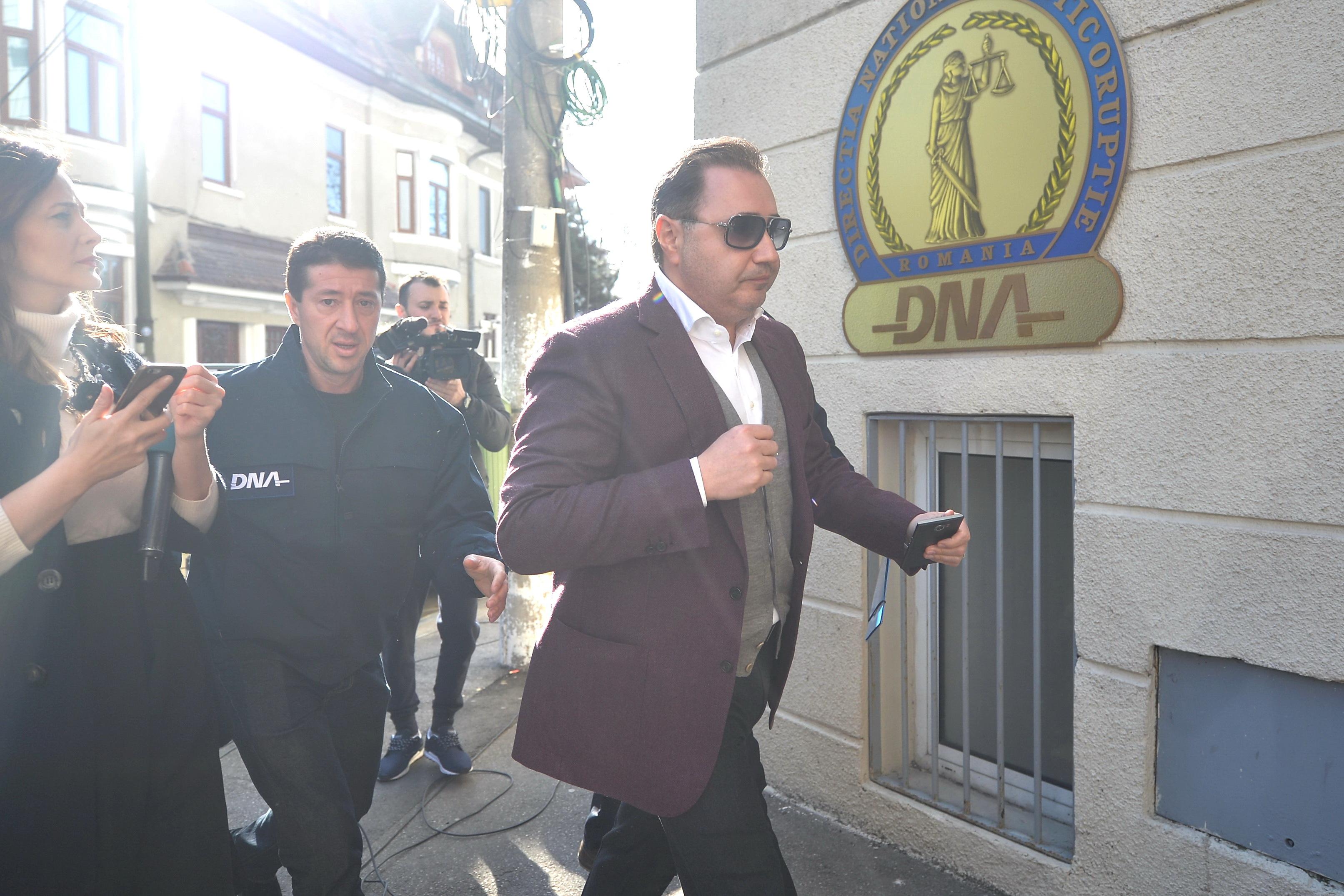 Deputatul PSD Cristian Rizea, audiat la DNA