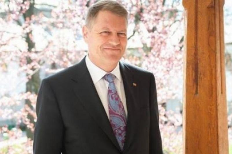 Preşedintele Iohannis: ''Vorbesc puţin şi fac mult''